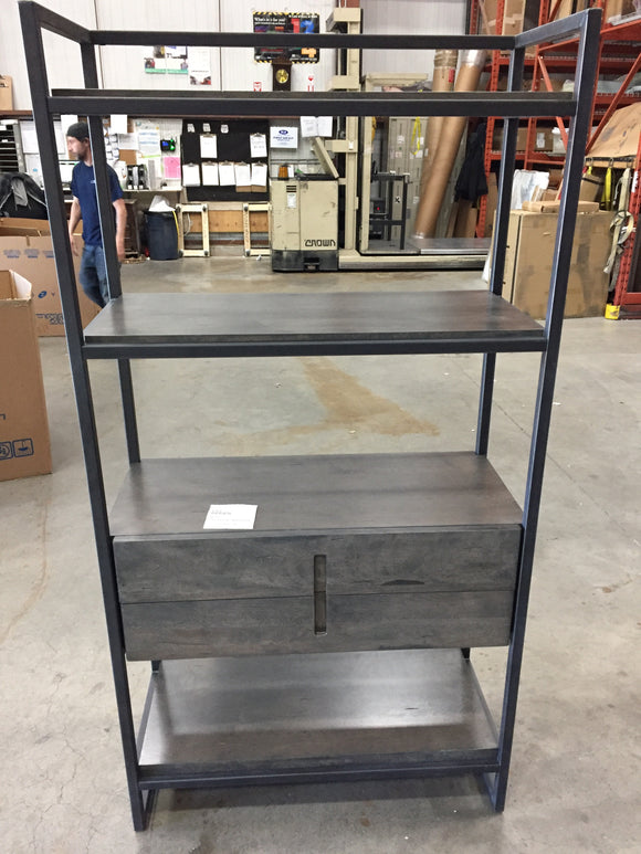CANADEL LOFT SHELVING UNIT