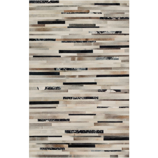 Surya Rug 8'x10', colour brown beige TRL1120-810
