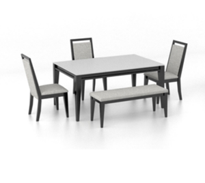 CANADEL GOURMET RECTANGULAR DINING SET