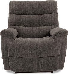 MARCO FABRIC WALL RECLINER - GREY