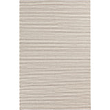 SURYA GREY/CREAM RAVENA RUG - 8 x 11