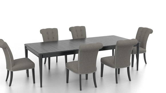 CANADEL CORE RECTANGULAR DINING SET