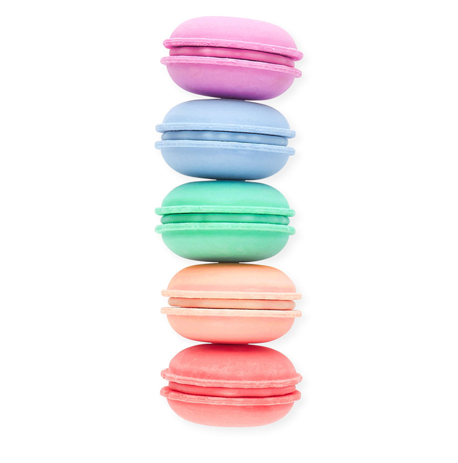 Le Macaron Patisserie Erasers