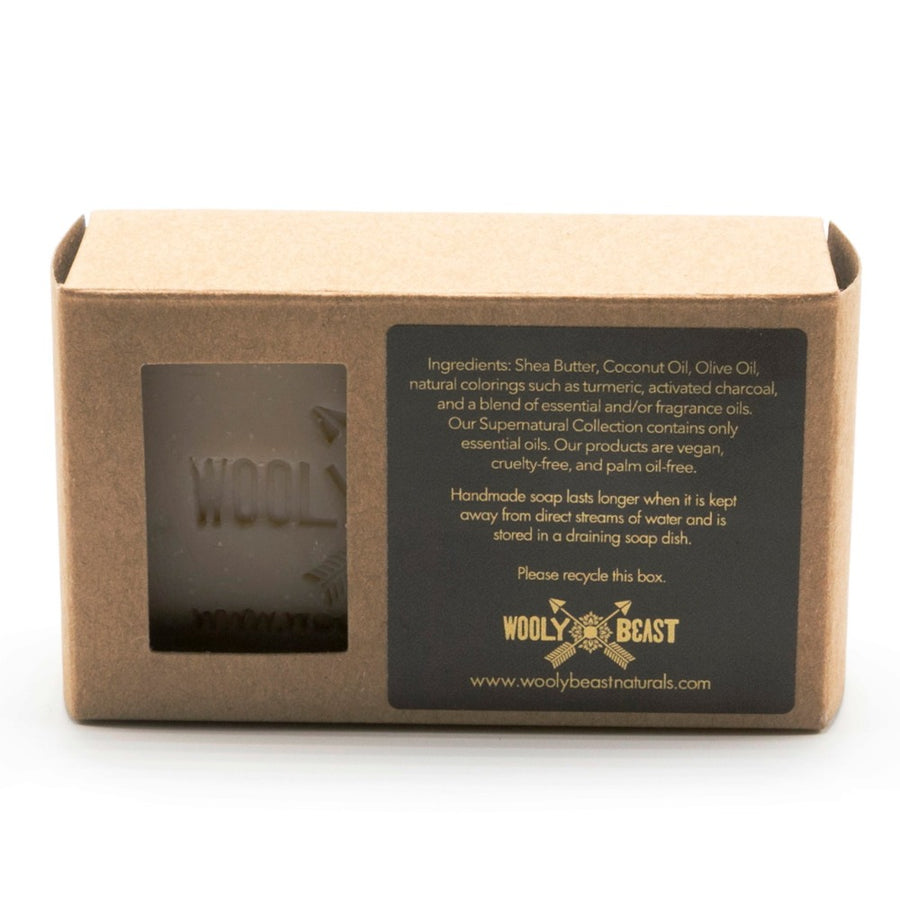 Dirty Hipster Natural Soap