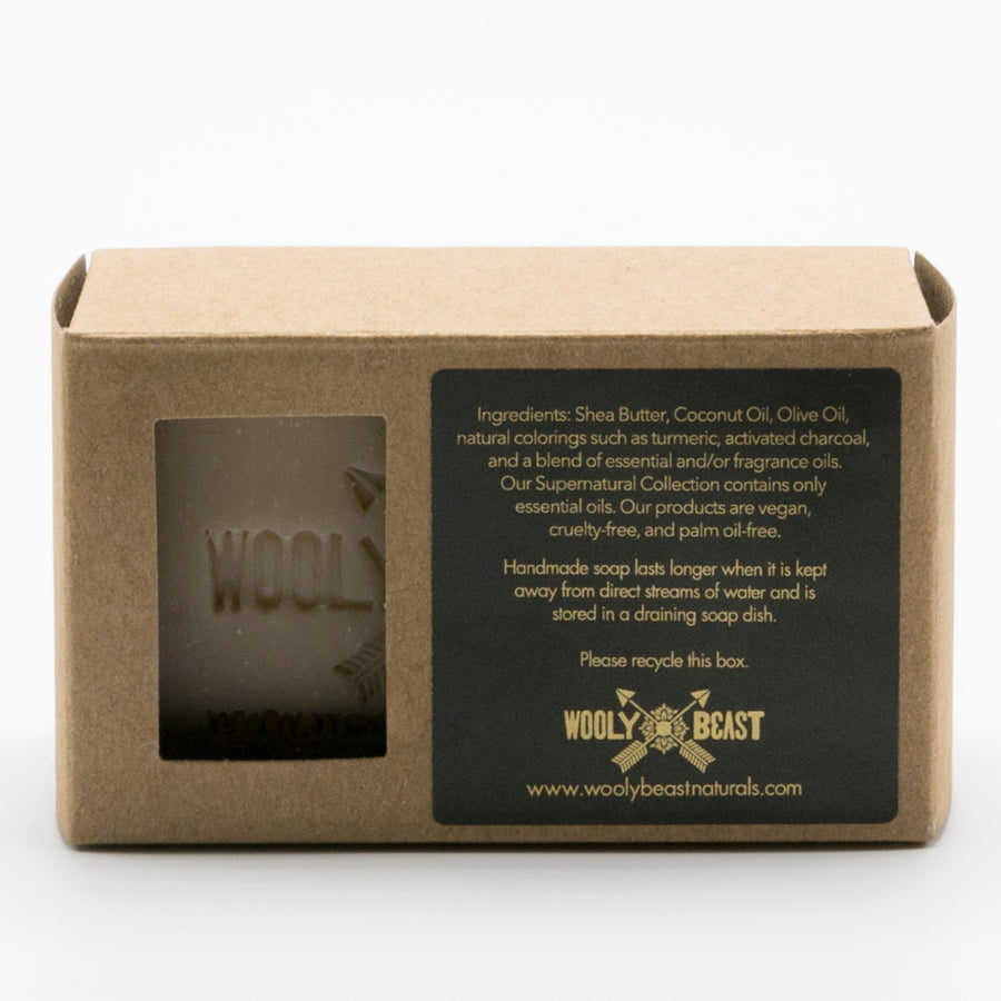 Lumberjack Natural Soap
