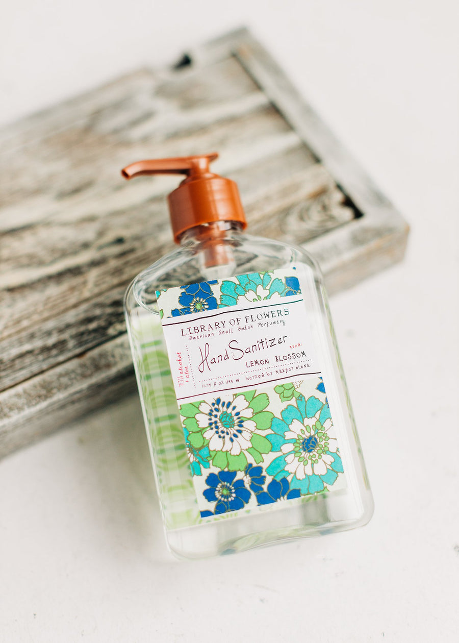 Lemon Blossom Hand Sanitizer