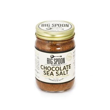 Chocolate Sea Salt Nut Butter