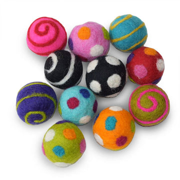 Wool Karma Ball