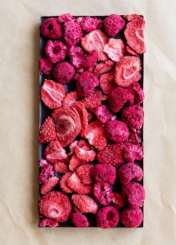 Berry Berry Chocolate Bar