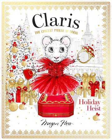 Claris: the Chicest Mouse in Paris - Holiday Heist