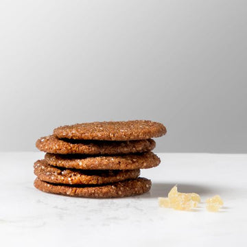 Scratch-Made Molasses Spice Cookies