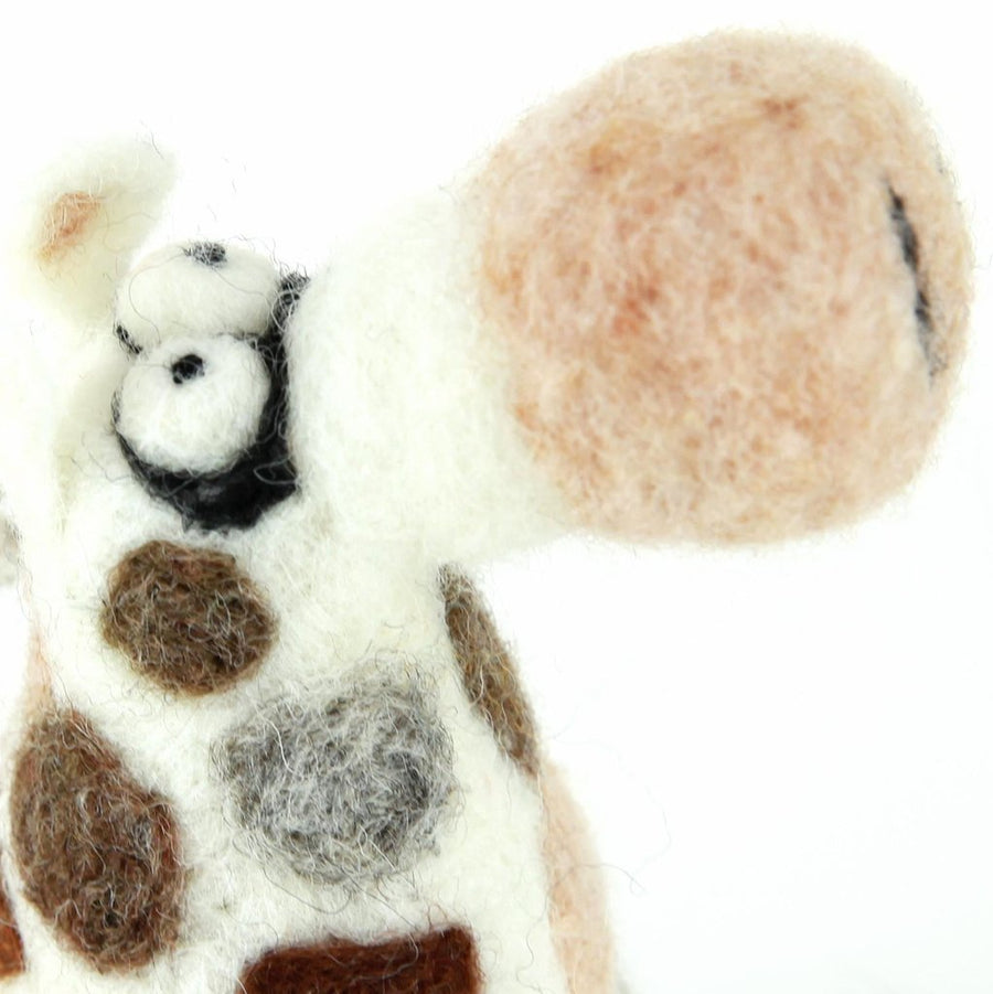 Giraffe Felty Ornament