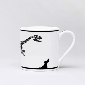Dinosaur Rabbit Mug