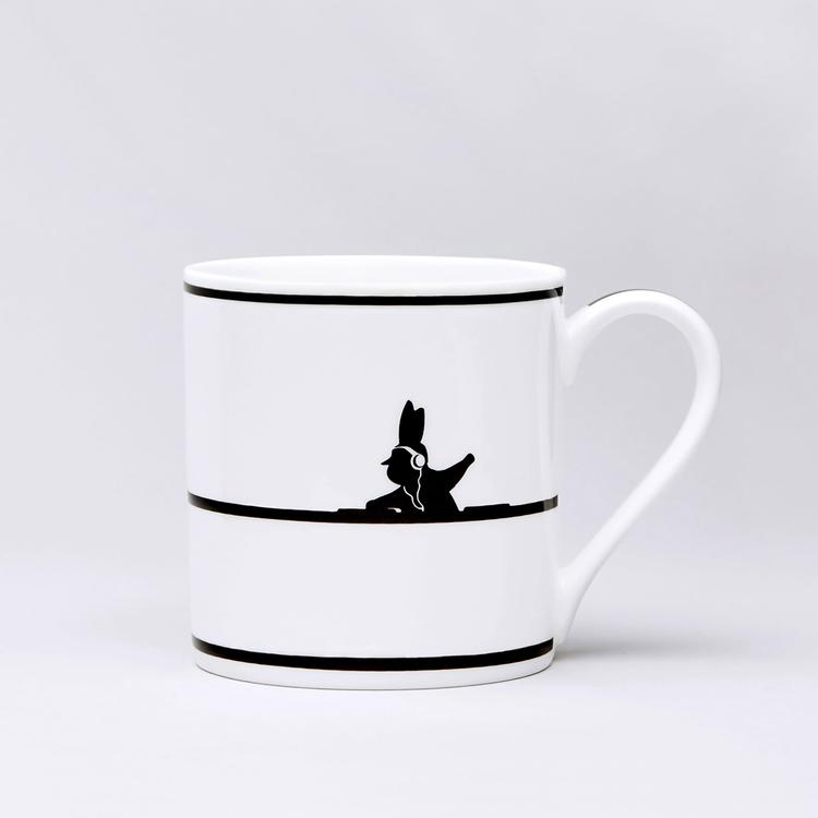 DJ Rabbit Mug
