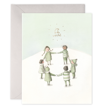 Joy to the World Boxed Card Set