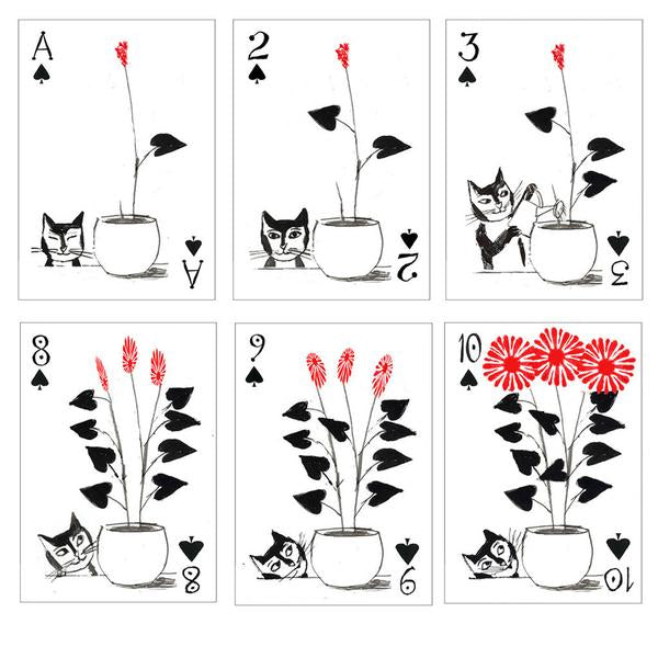 Critter Playing Cards