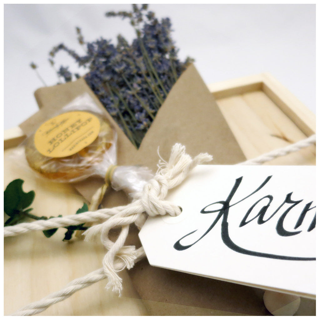 Small Karma Gift Box
