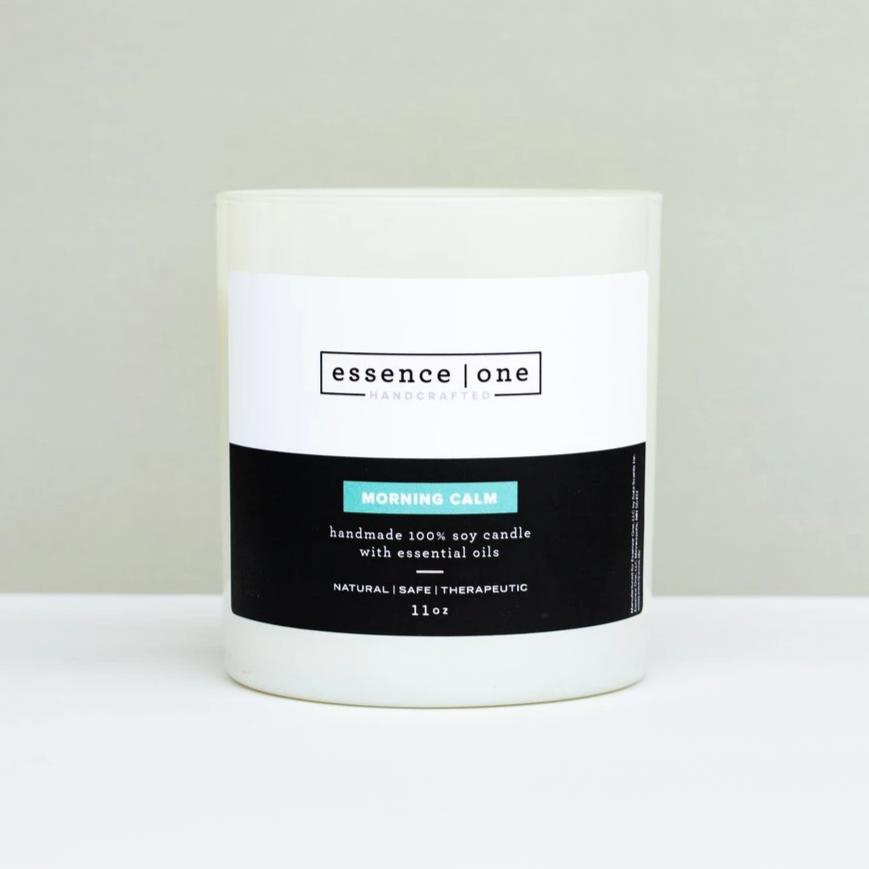 Essential Oil Soy Candle