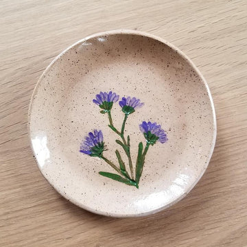 Botanical Ceramic Dish