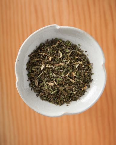 Organic Herbal Tea: Twilight Mint