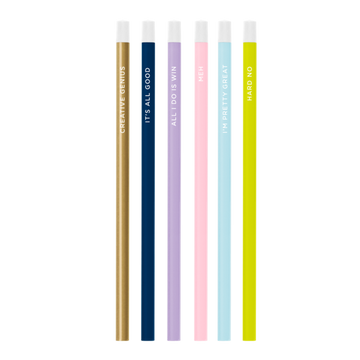 Winning Pencil Set
