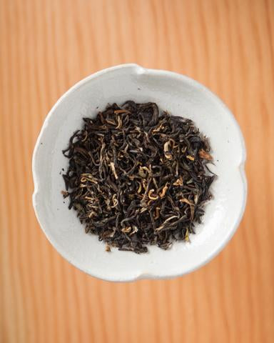 Organic Black Tea: Ancient Sunrise