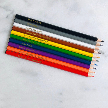 Bright Ideas Colored Pencils