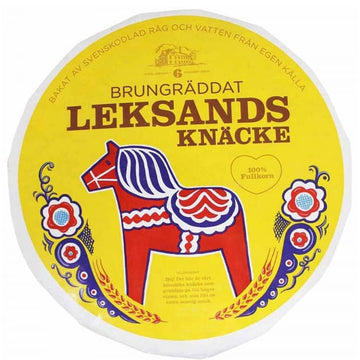 Leksands Swedish Brown Crispbread