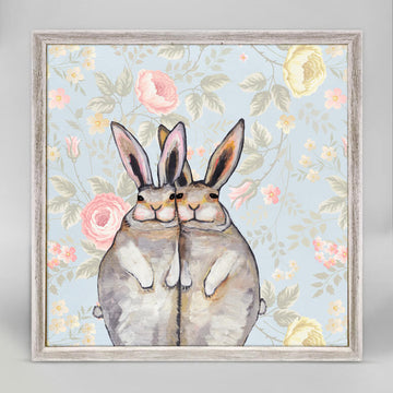 Bunny Friends Mini Canvas
