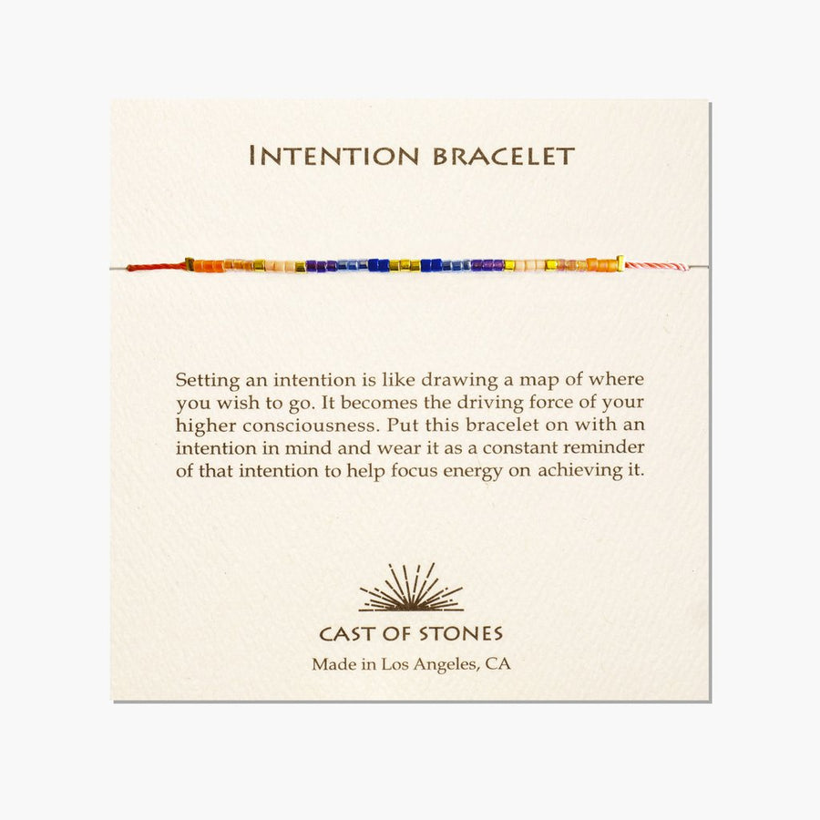 Intention Bracelet - Desert Sky