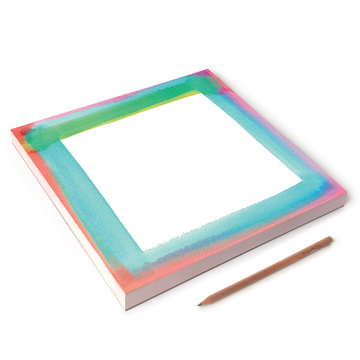 Color Frame Giant Notepad