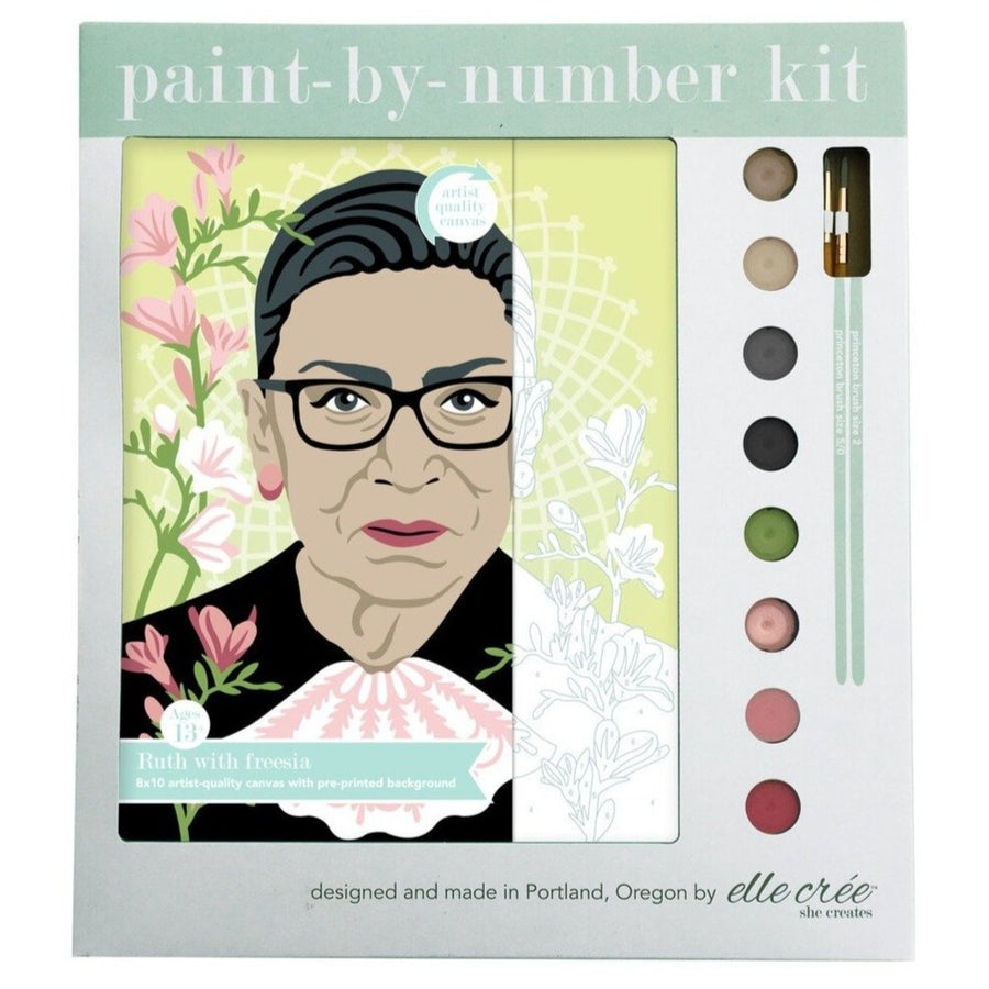 RBG Paint-by-Number