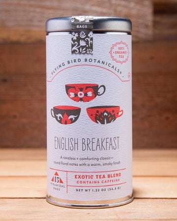 Organic Black Tea: English Breakfast