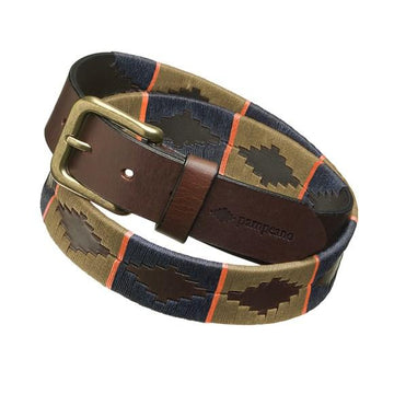 Exigente Leather Belt