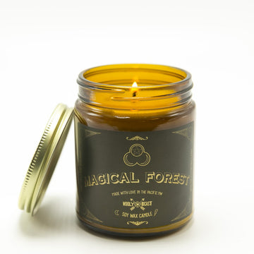 Magical Forest Soy Candle