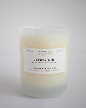 Garden Mint Candle