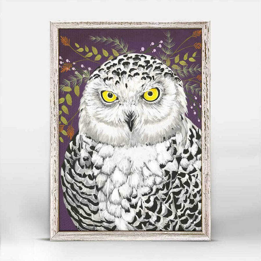 Hedwig Mini Canvas