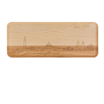 Washington DC Skyline Tray