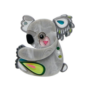 Kuddly Koala Pin