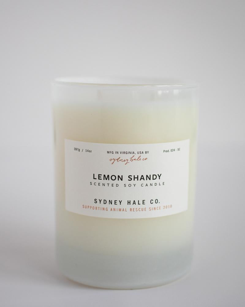 Lemon Shandy Candle
