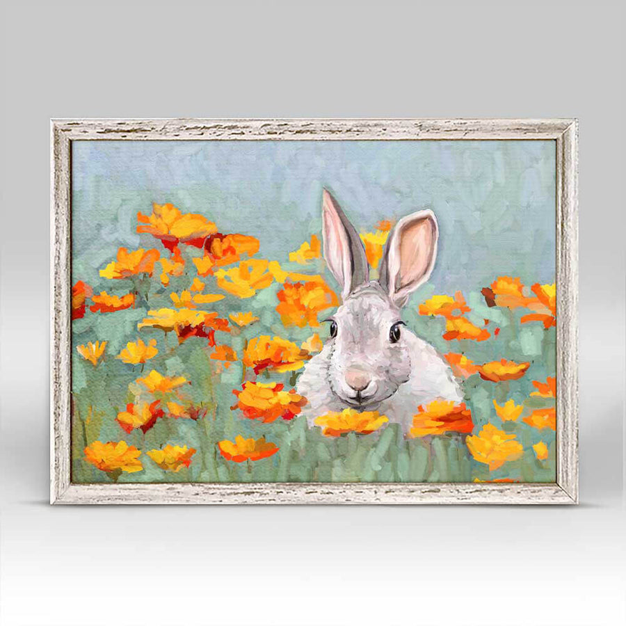 Marigold Bunny Mini Canvas