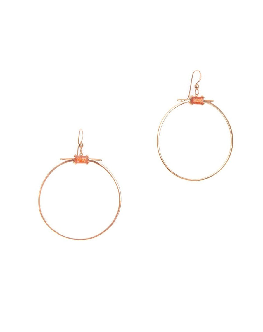 Mendoza Hoop Earrings