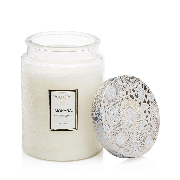Japonica Poured Candle
