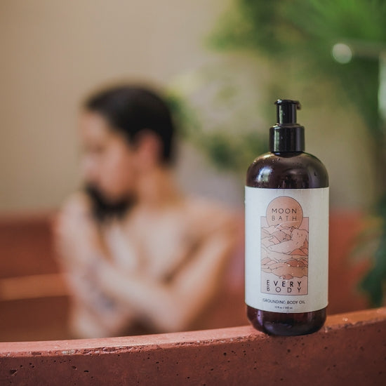 EVERY BODY Grounding Body Oil
