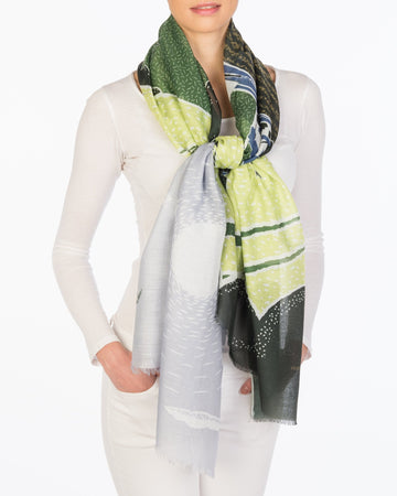 Open Spaces Scarf