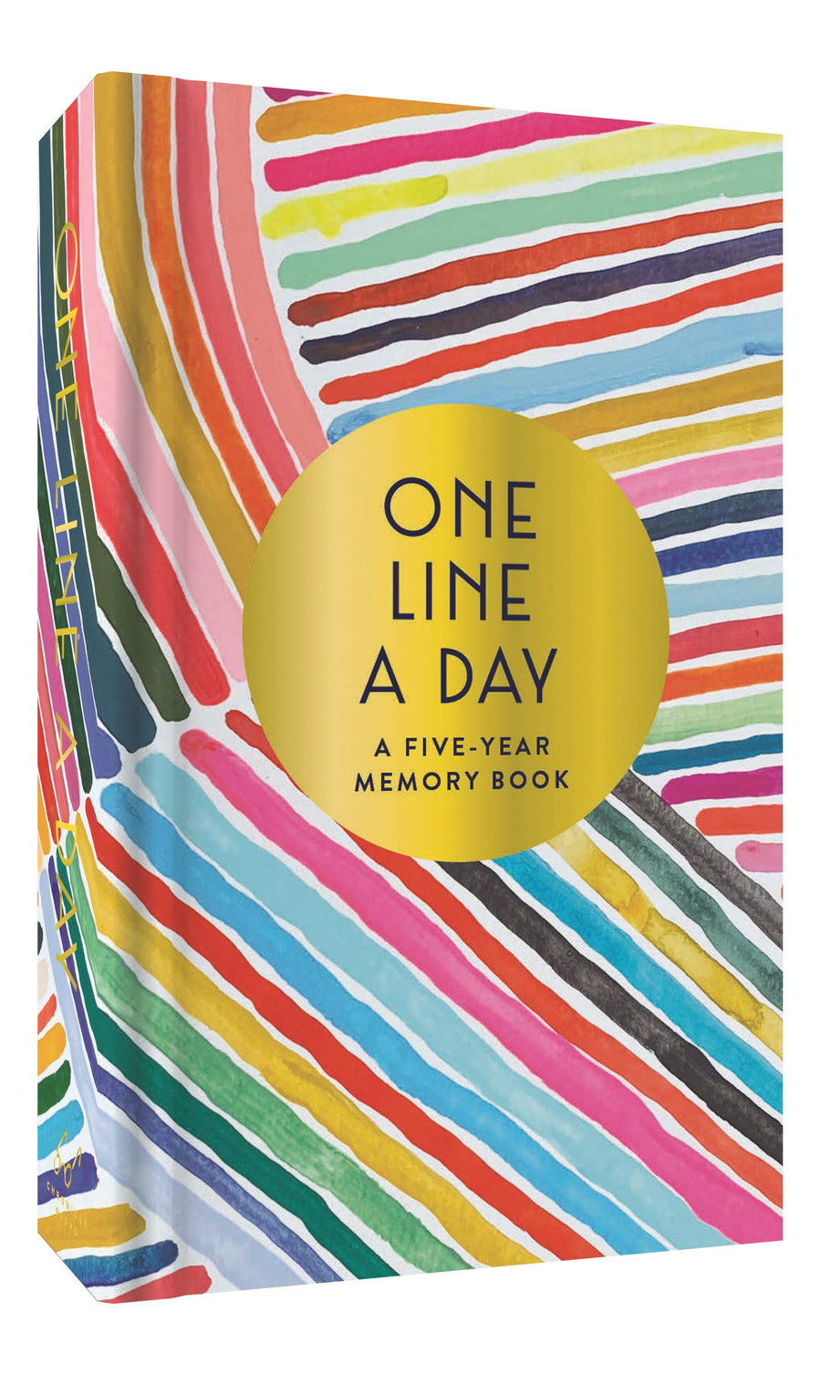 Rainbow One-Line-A-Day Journal