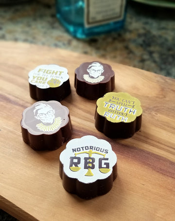 RBG Chocolate Caramels
