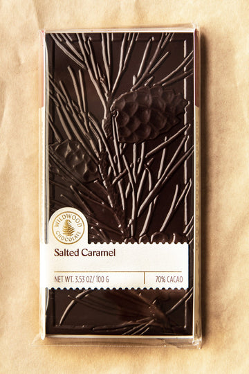 Salted Caramel Chocolate Bar