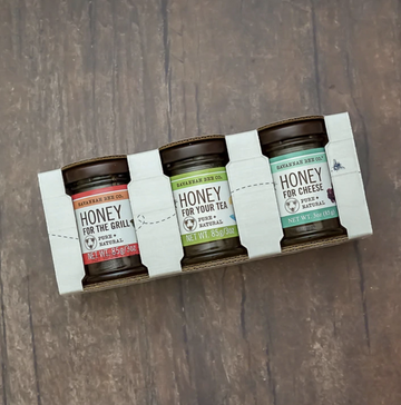 Honey Sampler Gift Pack