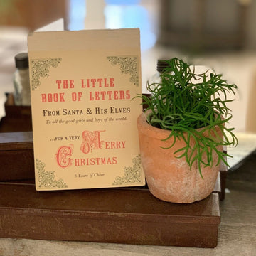 Book of Letters from Santa and His Elves